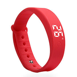 LCD Smart Watch - Red