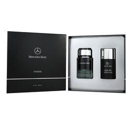 Mercedes Benz -Gift Set Intense for Men- 75ml EDT and 75g Deodorant Stick