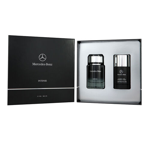 Mercedes Benz -Gift Set Intense for Men- 75ml EDT and 75g Deodorant Stick
