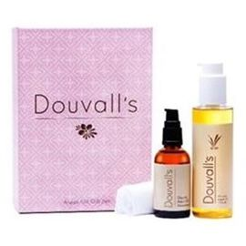 Alicia Douvall - Luxury Argan Oil Moisturiser 50ml, Argan Cleanser 150ml and muslin cloth- dispached within 3-5 working days