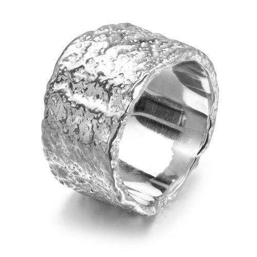 lucyq small hula ring in sterling silver m1062080 tjc