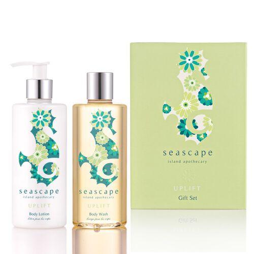 SEASCAPE- Uplift bath and body Gift Set