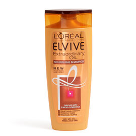 LOreal Paris Elvive Oil Shampoo for Very Dry Hair 250ml