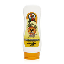 AUSTRALIAN GOLD-SPF 50 Lotion 237ml (Delivery 4 to 6 Working Days)