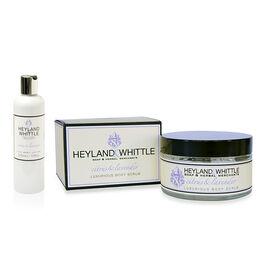 Heyland & Whittle: Citrus & Lavender Body Scrub & Body Lotion