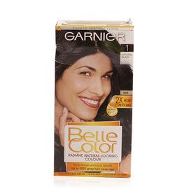 Garnier Belle Color 1 Natural Black Hair Colour