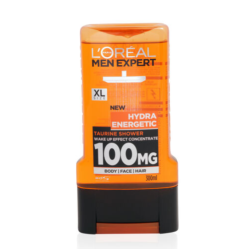 LOreal Paris Men Expert Hydra Energetic Shower Gel 300ml