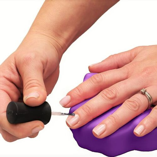 Handirest - The Perfect Manicure Accessory - Purple