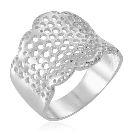 Thai Sterling Silver Ring, Silver wt 5.07 Gms.