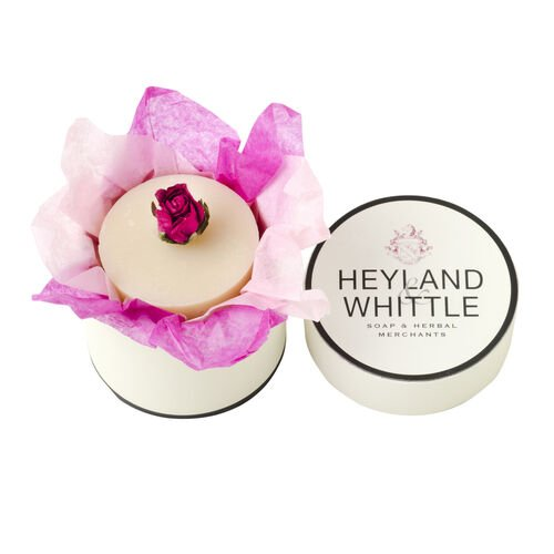 Heyland and Whittle Handmade and Natural  olive Grove Hat Soap box