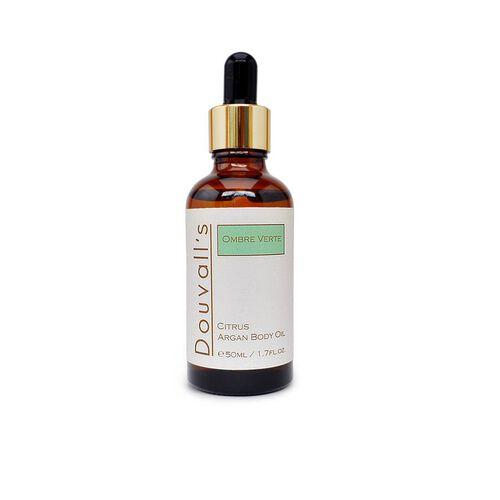 (Option 1) Alicia Douvall-Argan Oil Scented- Citrus 50ml
