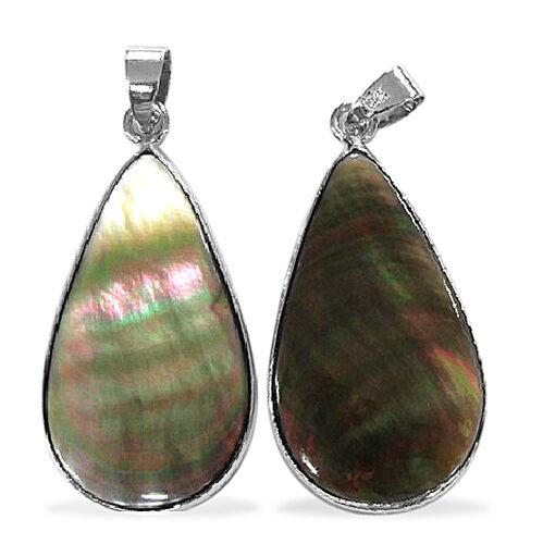 Ocean Treasures Shell Drop Earrings  in Platinum Bond 30.000 Ct.