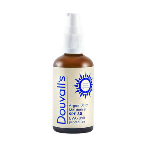 Alicia Douvall Argan Moisturiser SPF30 60ml- Estimated delivery within 7-10 working days