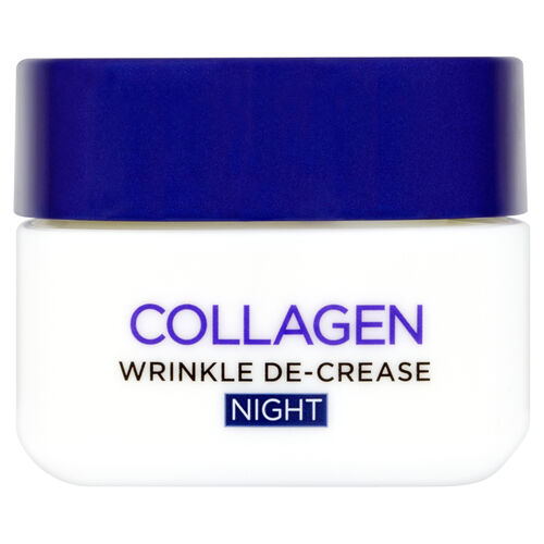 LOreal Paris Wrinkle Decrease Collagen Replumping Night Cream