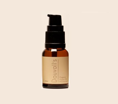 Alicia Douvall- Argan Oil Moisturiser - 15ml