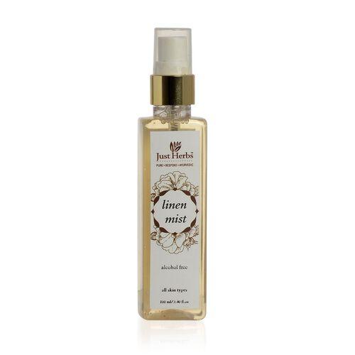 EXCLUSIVE TO TJC Just Herbs Linen Mist (100 ml)