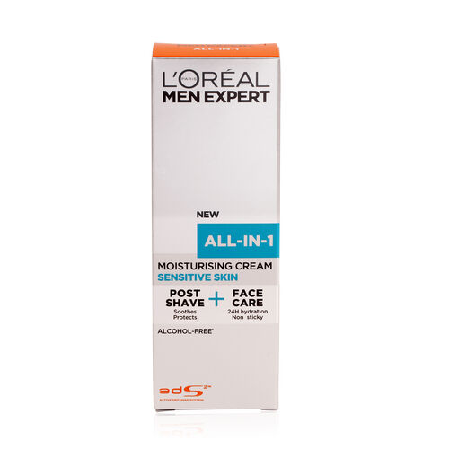 LOreal Men Expert All-In-One Sensitive Face Cream