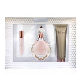 Nicole Scherzinger Chosen Gift Set 100ml EDP, 15 Purse Spray and 100ml Shower Gel- Estimated delivery within 5-7 working days