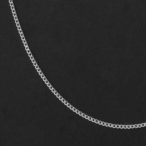 Sterling Silver Chain (Size 18)