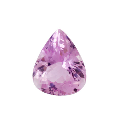 Kunzite (Pear 19.5x15.5 Faceted 3A) 17.310 Cts