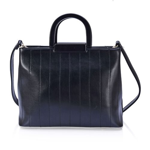 Manhattan Collection Lenox Bag with Removable Shoulder Strap (Size 31x22.5x12.5 Cm)