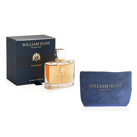 William Hunt -90ml Oud De Parfum with free 1.5ml Sample and free wash bag