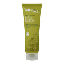 URBAN VEDA- Purifying Exfoliating Facial Polish- Estimated delivery within 5-7 working days