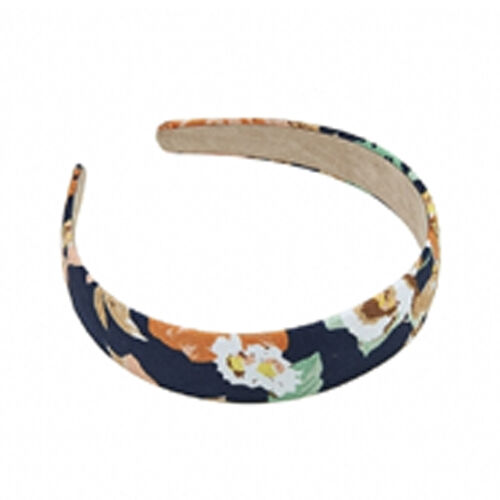 Limited Edition - Navy Blue Colour Flower Hairband