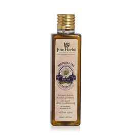(Option 1) Just Herbs Bhringraj Oil (100 ml)