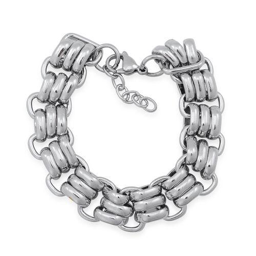 Stainless Steel Bracelet (Size 7.5)