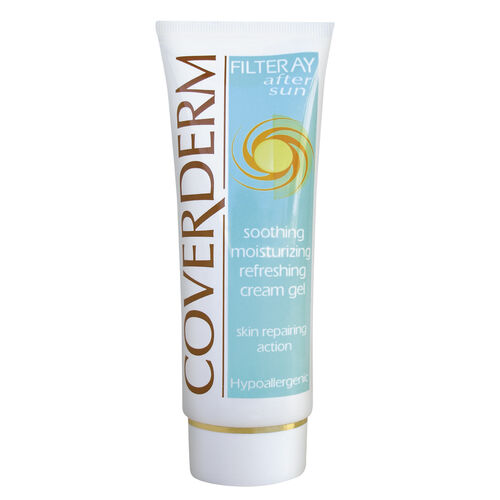 Coverderm Filteray After Sun Body 100ml