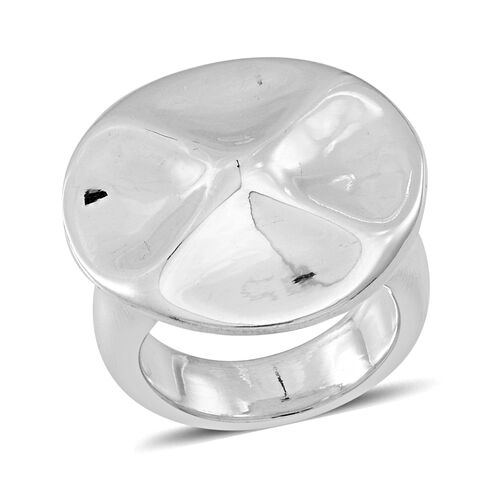 Statement Collection Sterling Silver Ring, Silver wt 6.70 Gms.