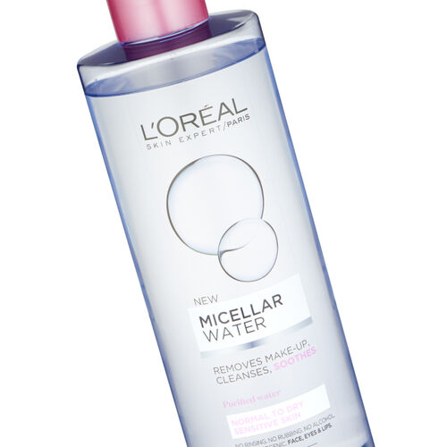 LOreal Paris Micellar Water Normal/Dry Skin 400ml