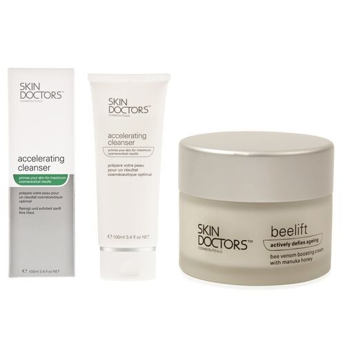 SKIN DOCTORS-Beelift 50ml with Free Accelerator Cleanser 100ml
