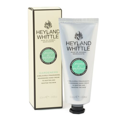 Heyland and Whittle Luxury Handmade Creams Green tea and Grapefruit (50 ml)