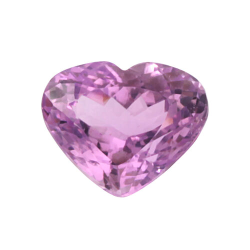 Kunzite (Heart 17 Faceted 4A) 17.180 Cts