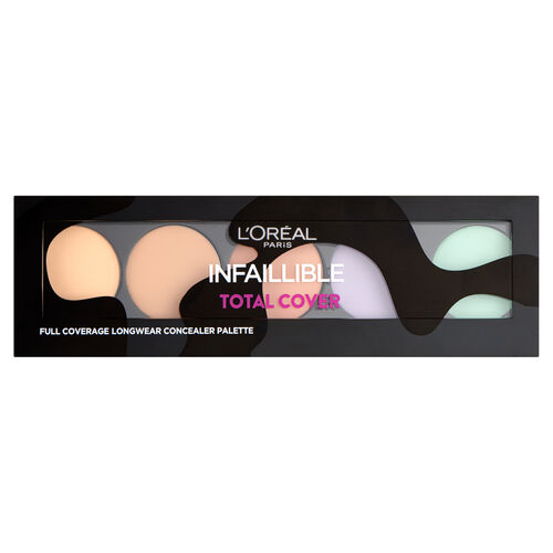 LOreal Infallible Total Cover Concealer Palette