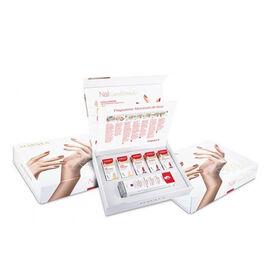 MAVALA- Discovery set white box- Cuticle Remover 5ml, Scientifique 2ml, Mavala 002 5ml, Colourfix 5ml, Oil Seal Dryer 5ml, Hand Cream 30ml