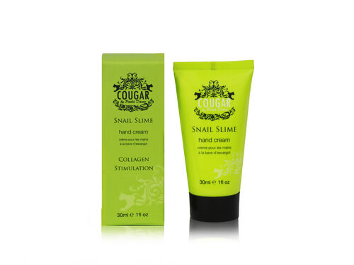 COUGAR- Snail Slime Hand Cream 30ml