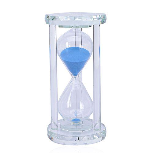 Egg Timer Clock (20 Minute) - Blue Sand