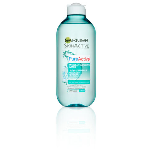 Garnier Pure Active Micellar Cleansing Water 400ml