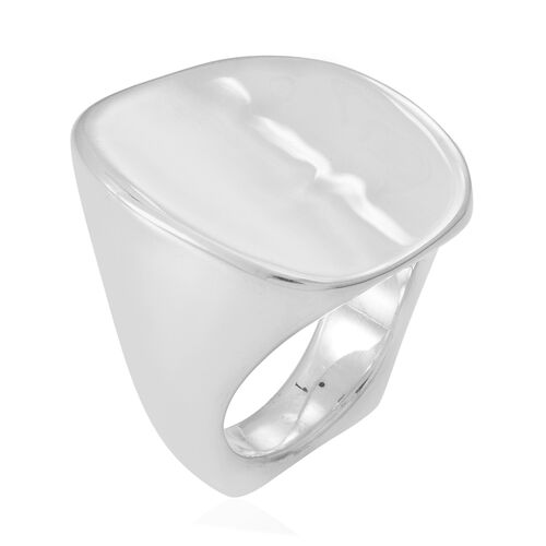 Statement Collection Sterling Silver Ring, Silver wt 7.51 Gms.