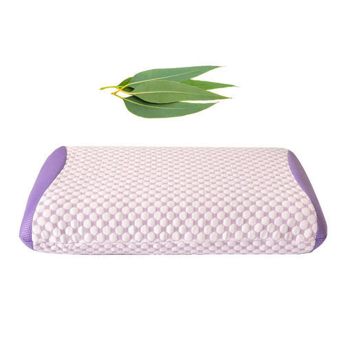 Aroma Therapy Chamomile Infused Memory Foam Air Flow Pillow