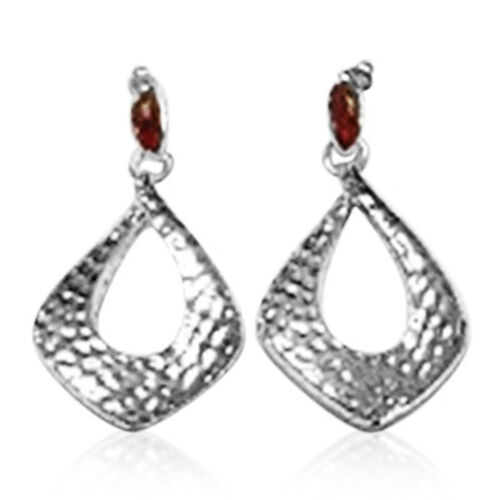 Thai Sterling Silver Earrings (with Push Back), Silver wt 7.00 Gms.