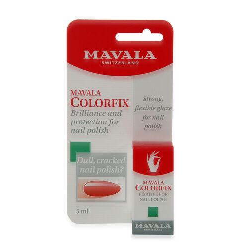 MAVALA- 3 Essentials- 5ml 002 Basecoat, 5ml Coverfix Top Coat and 5ml Oil Seal Dryer.