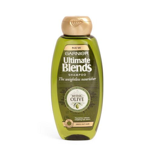 Garnier Ultimate Blends Weightless Nourisher Shampoo 400ml