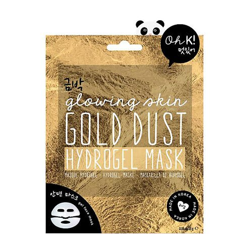 OH K- Gold Dust Hydrogel Mask