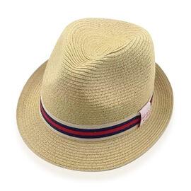 Dark Beige Colour Gents Hat
