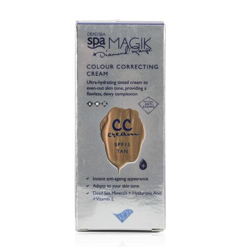 Dead Sea Spa Magic CC Cream 50ml