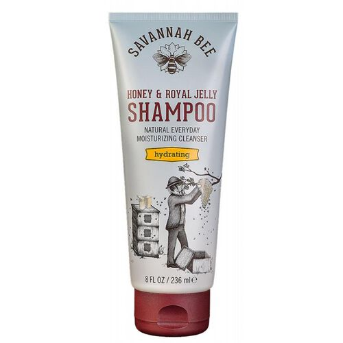 (Option 1) Savannah Bee Honey and Royal Jelly Hydrating Shampoo 8oz -   will be sent in 4-5 working days